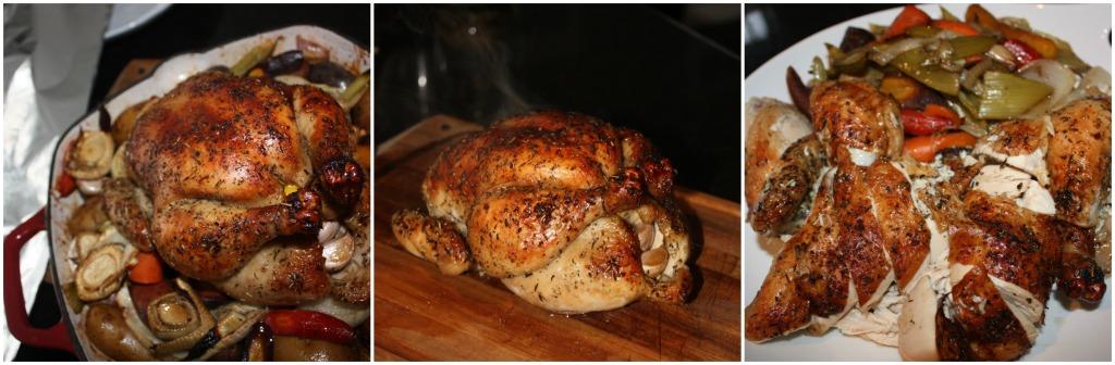 Chicken Collage 4