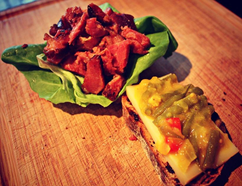 Ham Sandwich 2