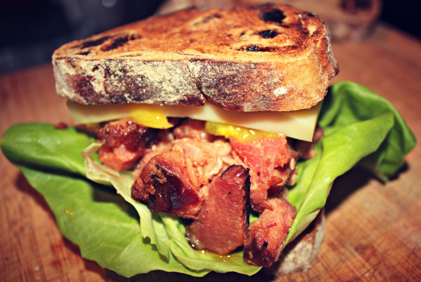 Ham Sandwich 3