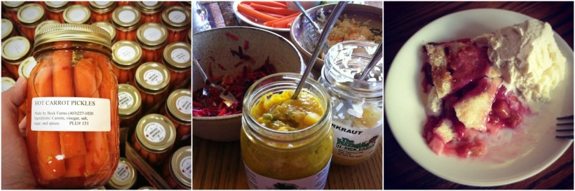 Edgar Lunch Collage