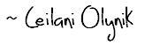 Leilani Signature