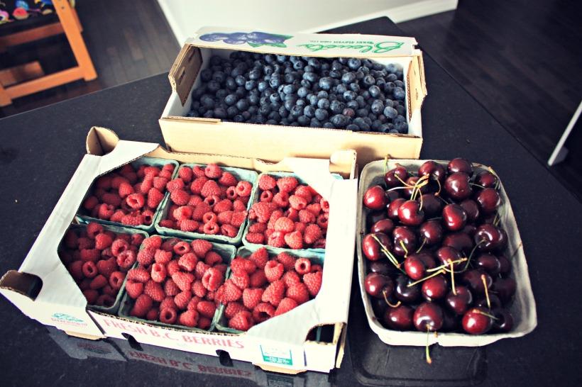Berry Sorbet 1