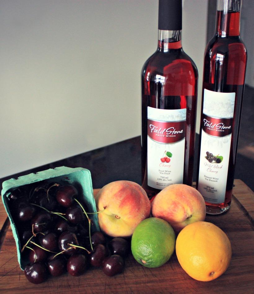 Cherry Sangria 1