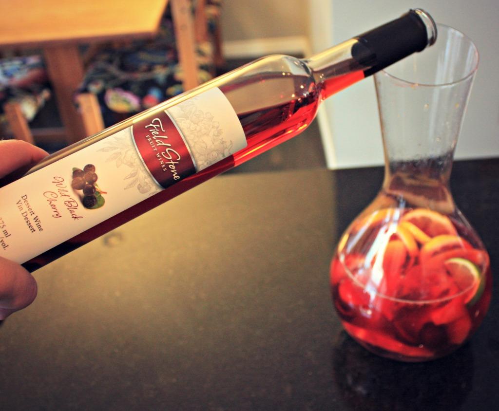 Cherry Sangria 5