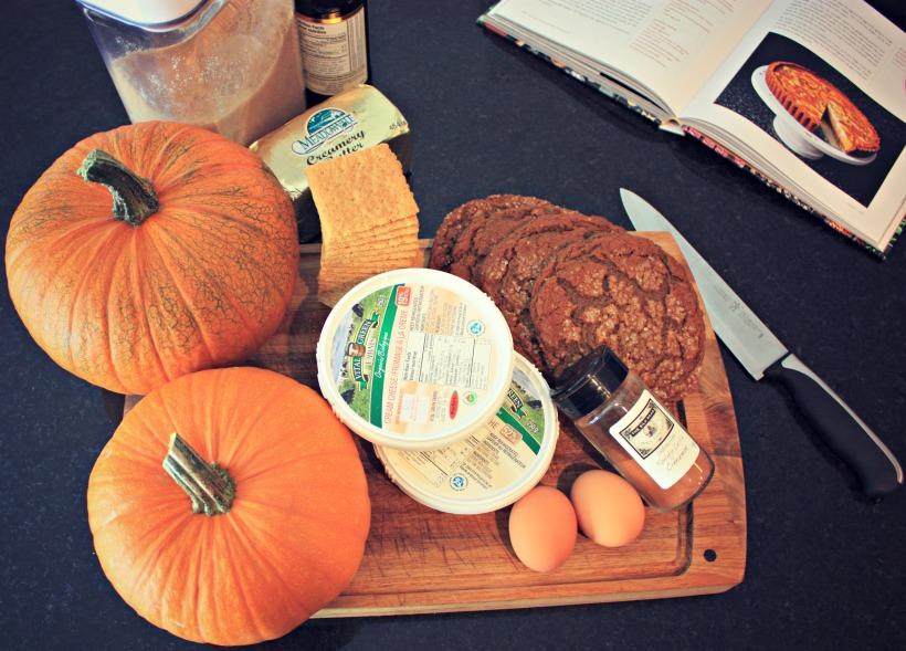Pumpkin Tart 1