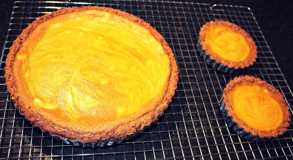 Pumpkin Tart 7