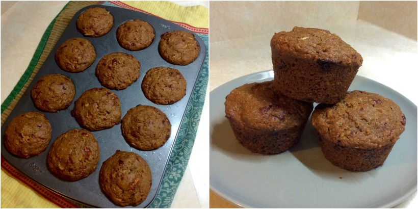 Muffins done