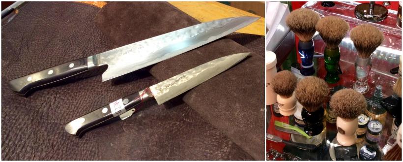 Blog gift knife