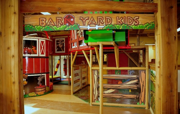 BarnYard Play Area